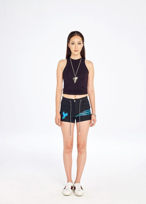 """""""Miami Blue"""" Shorts for Lady"""